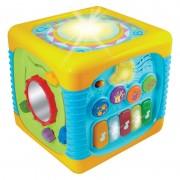 WinFun glazbena interaktivna kocka