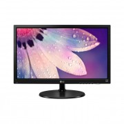 LG monitor LCD 22M38A-B 21.5\ wide, WXGA 5ms, LED, D-Sub, black