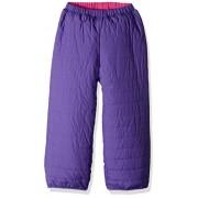 Columbia pantalón Doble para niños, Grape Gum/Pink Ice, Large