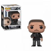 FUNKO Pop! Movies: James Bond Goldfinger - Oddjob Throwing Hat LE
