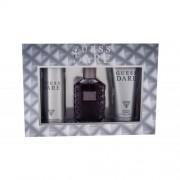 GUESS Dare подаръчен комплект EDT 100 ml + дезодорант 226 ml + душ гел 200 ml за мъже