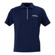 Didriksons Adapt Polo Unisex Short Sleeved Shirt Navy 534221