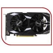 Видеокарта ASUS GeForce GTX 1050 1404Mhz PCI-E 3.0 2048Mb 7008Mhz 128-bit DVI DP HDMI HDCP DUAL-GTX1050-O2G-V2