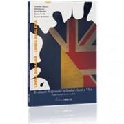 Evaluare Nationala la finalul clasei a VI-a. Limba romana-Limba engleza