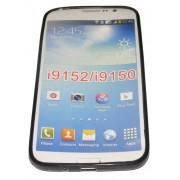 Силиконов гръб ТПУ за Samsung Galaxy I9150 Mega 5.8 Черен