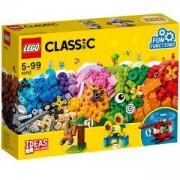Конструктор Лeго Класик - Тухлички и зъбни колела, LEGO Classic, 10712