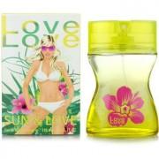 Love Love Sun & Love Eau de Toilette para mulheres 100 ml