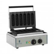 Máquina de Waffles - 1 x 1500 W - espeto - Corn Dog