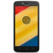 Смартфон Motorola MOTO C+ (златист), DS, 5 инча HD, Mediatek MT6737 1.3 GHz , 1GB RAM, 16GB, 8MP & 2MP, Android
