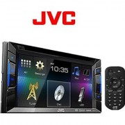 Jvc Kw-V11 Car Media Player (Double Din)
