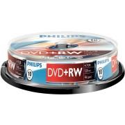 PHI DW4S4B10F/10 - Philips DVD+RW 4.7, 4x Speed, Spindel 10