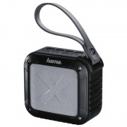 Boxa portabila Hama Rockmann S Bluetooth Black