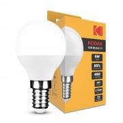 Ampoule LED Kodak Max Bougie G45 5W E14 270° 6000K (450 lumen)