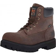"Timberland Pro Men's 38021 Direct Attach 6"" Steel-Toe Boot,Brown,15 M"