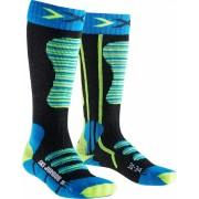 X-Bionic - ponožky T X-SOCKS SKI JUNIOR blue Velikost: 24/26