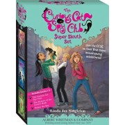 The Curious Cat Spy Club Boxed Set '1-3, Paperback/Linda Joy Singleton