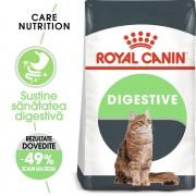 Royal Canin Digestive Care Hrană Uscată Pisică 400 g
