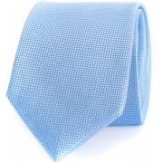 Hellblau Krawatte 01A - Blau
