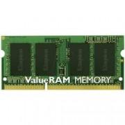 Kingston RAM modul pro notebooky Kingston ValueRAM KVR16S11/8 8 GB 1 x 8 GB DDR3 RAM 1600 MHz CL11 11-11-27