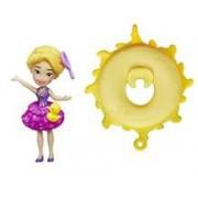 Figurina Hasbro Disney Princess Mini Figure Little Kingdom Floating Cutie Rapunzel