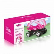 ATV cu pedale roz Unicorn