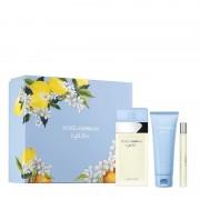 Dolce & Gabbana Light Blue SET 100 ML Eau de toilette - Cofanetti