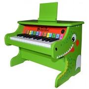 Schoenhut Alligator Electronic Piano