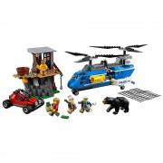 Lego montaña: arresto lego city police 60173