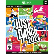 Just Dance 2021 - Xbox One Físico