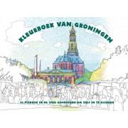 Kleurboek Groningen | Passage