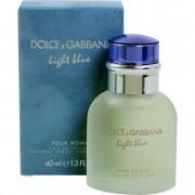 Dolce & gabbana light blue pour homme edt vapo 40 ml