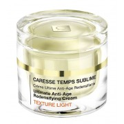 Qiriness Caresse Temps Sublime Light krem poprawiający gęstość skóry o globalnym działaniu przeciwstarzeniowym 50ml