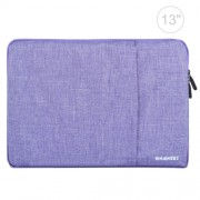 HAWEEL 13.0 inch Sleeve Case Zipper Briefcase Laptop Carrying Bag For Macbook Samsung Lenovo Sony DELL Alienware CHUWI ASUS HP 13 inch and Below Laptops(Purple)