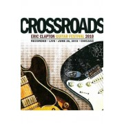 Eric Clapton-Guitar Featival 26 June 2010-Chicago - Crossroads 2010 (2DVD)