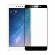 Folie protectie sticla securizata full size pentru Xiaomi Mi Max 2, negru