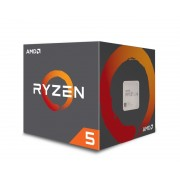 AMD Ryzen 5 2600X 6 cores 3.6GHz (4.25GHz) Box