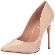 Steve Madden Women's Daisie Dress Pump, Blush Patent, 6 M US