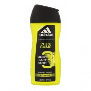 Adidas Pure Game 3in1 душ гел 250 ml за мъже