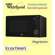 Whirlpool MWF421BL mikrohullámú sütő , grill funkcióval, 25 literes