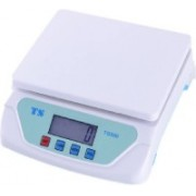 Sadarbazaarsales.Com Ts-500v Electronic Digital 24kg With Adapter, Inbuilt Batteries Weighing Scale(Multicolor)