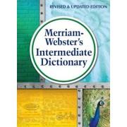 Merriam-Webster's Intermediate Dictionary, Hardcover/Merriam-Webster