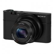 Sony Macchina fotografica digitale Nero 10fps 3poll LCD 20.2MP, RX100