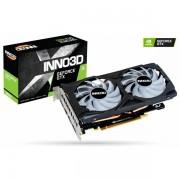 Inno3D GeForce GTX 1660 Gaming OC X2 RGB, 6GB INO-N16602-06D5X1510