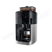 PHILIPS cafetière 12 tasses 1000w noir/métal - hd7767/00