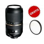 Tamron SP 70-300 F/4-5.6 Di VC USD Nikon 5 LAT GWARANCJI DYSTRYBUCJA PL FILTR UV GRATIS