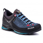 Туристически SALEWA - Ws Mtn Trainer 2 Gtx GORE-TEX 61358-8679 Dark Denim/Fluo Coral