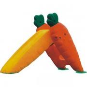 Пързалка морков
