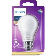 Philips LED lamp peer mat 75 Watt E27