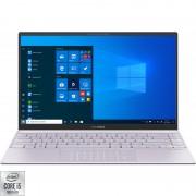 UltraBook ASUS ZenBook 14 UX425JA-BM003T, 14 FHD, Intel Core i5-1035G1 (1.0GHz, up to 3.6GHz, 6MB), Intel UHD, 16GB DDR4, SSD 512GB, no ODD, Windows 10 Home, Lila