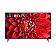 """LG 49LJ515V, 49"""" LED Full HD TV, 1920x1080, DVB-T2/C/S2, 300PMI USB, HDMI, CI, Built in Game, Digital Recording, 2 Pole Stand, Black"""